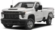 2021 - Silverado 2500HD - Chevrolet