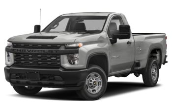 2020 Chevrolet Silverado 2500HD - Northsky Blue Metallic