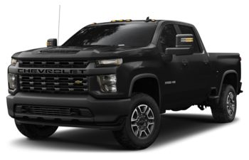 2020 Chevrolet Silverado 2500HD - Black