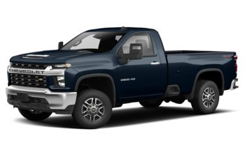 2020 Chevrolet Silverado 3500HD - Northsky Blue Metallic