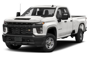 2020 Chevrolet Silverado 2500HD - Summit White