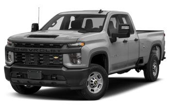 2021 Chevrolet Silverado 2500HD - Silver Ice Metallic