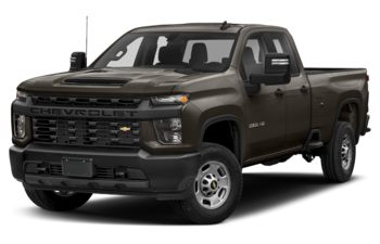 2020 Chevrolet Silverado 2500HD - Oxford Brown Metallic