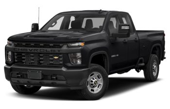 2021 Chevrolet Silverado 2500HD - Mosaic Black Metallic