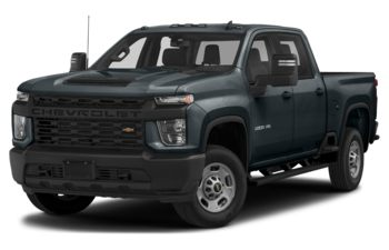 2020 Chevrolet Silverado 2500HD - Shadow Grey Metallic