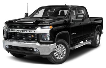 2021 Chevrolet Silverado 2500HD - Black