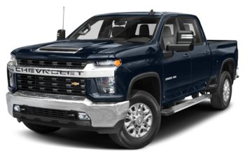 2021 Chevrolet Silverado 2500HD - Northsky Blue Metallic