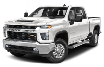 2021 Chevrolet Silverado 2500HD - Summit White