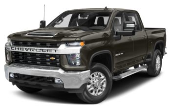 2021 Chevrolet Silverado 2500HD - Oxford Brown Metallic