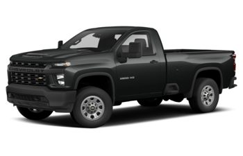 2020 Chevrolet Silverado 3500HD - Shadow Grey Metallic