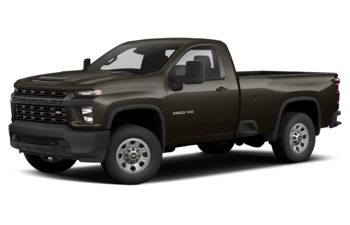 2020 Chevrolet Silverado 3500HD - Oxford Brown Metallic