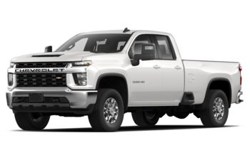 2020 Chevrolet Silverado 3500HD - Summit White