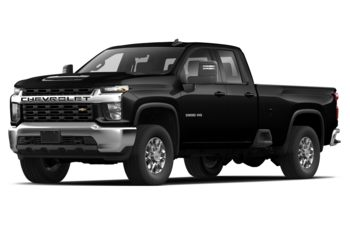 2020 Chevrolet Silverado 3500HD - Black