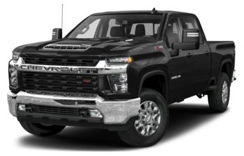 2021 Chevrolet Silverado 3500HD - Black