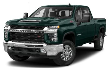 2020 Chevrolet Silverado 3500HD - Woodland Green