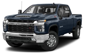 2021 Chevrolet Silverado 3500HD - Northsky Blue Metallic