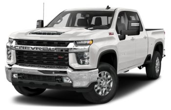 2021 Chevrolet Silverado 3500HD - Summit White