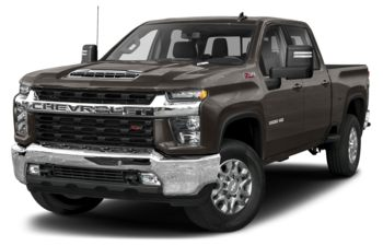 2021 Chevrolet Silverado 3500HD - Oxford Brown Metallic