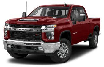 2020 Chevrolet Silverado 3500HD - Cajun Red Tintcoat