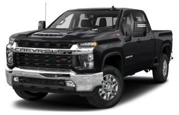 2021 Chevrolet Silverado 3500HD - Mosaic Black Metallic