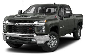 2022 Chevrolet Silverado 3500HD - Greenstone Metallic