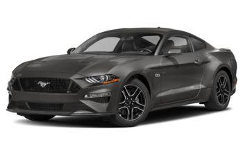 2021 Ford Mustang - Carbonized Grey Metallic