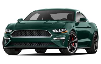 2020 Ford Mustang - Dark Highland Green Metallic