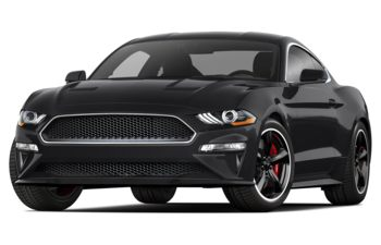 2020 Ford Mustang - Shadow Black
