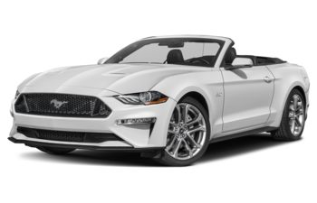 2021 Ford Mustang - Oxford White