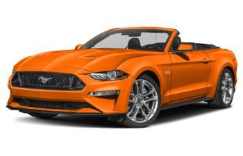 2021 Ford Mustang - Twister Orange Tri-Coat