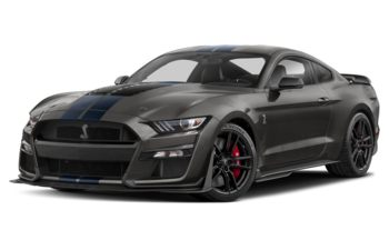 2021 Ford Shelby GT500 - Twister Orange Tri-Coat
