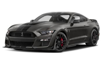 2021 Ford Shelby GT500 - Grabber Yellow