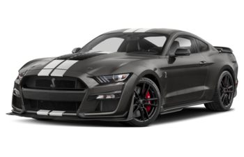 2020 Ford Shelby GT500 - Ford Performance Blue Metallic