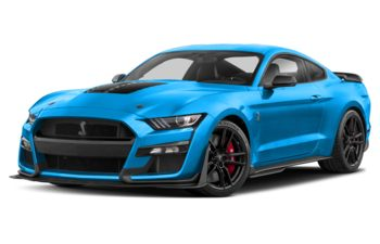 2021 Ford Shelby GT500 - Ford Performance Blue Metallic