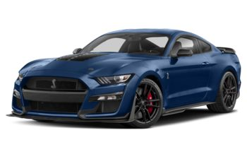 2020 Ford Shelby GT500 - Iconic Silver Metallic
