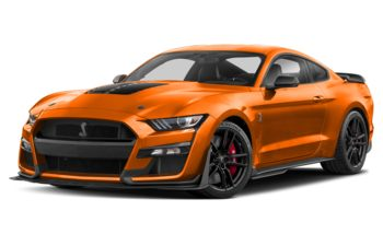 2021 Ford Shelby GT500 - Antimatter Blue Metallic
