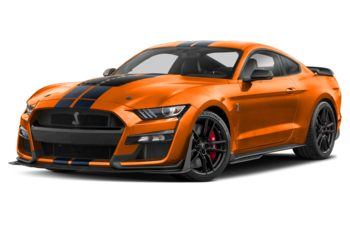 2020 Ford Shelby GT500 - Race Red