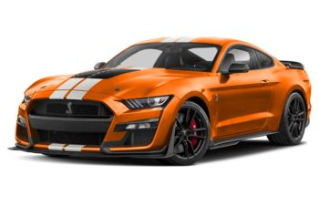 2021 Ford Shelby GT500 - Race Red