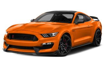 2020 Ford Shelby GT350 - Twister Orange Tri-Coat