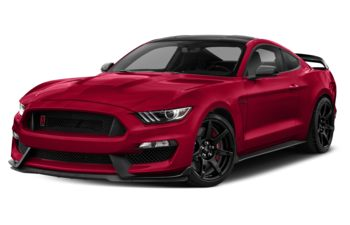 2020 Ford Shelby GT350 - Rapid Red Metallic Tinted Clearcoat