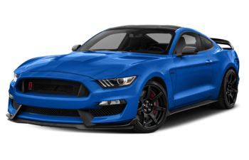 2020 Ford Shelby GT350 - Velocity Blue Metallic