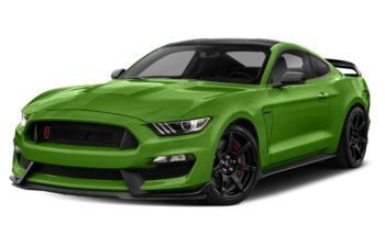 2020 Ford Shelby GT350 - Grabber Lime