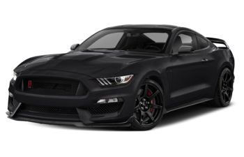 2020 Ford Shelby GT350 - Shadow Black