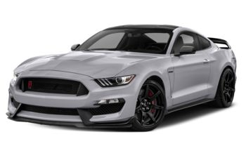 2020 Ford Shelby GT350 - Iconic Silver Metallic