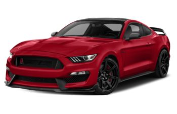 2020 Ford Shelby GT350 - Race Red