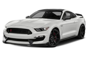 2020 Ford Shelby GT350 - Oxford White