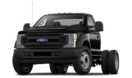 2021 Ford F-600 Chassis XL