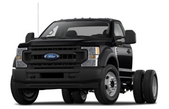 2020 Ford F-450 Chassis - Agate Black Metallic