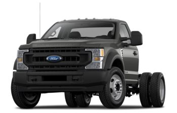 2020 Ford F-550 Chassis - Silver Spruce Metallic