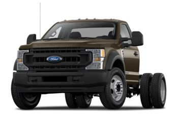 2021 Ford F-600 Chassis - Stone Grey Metallic